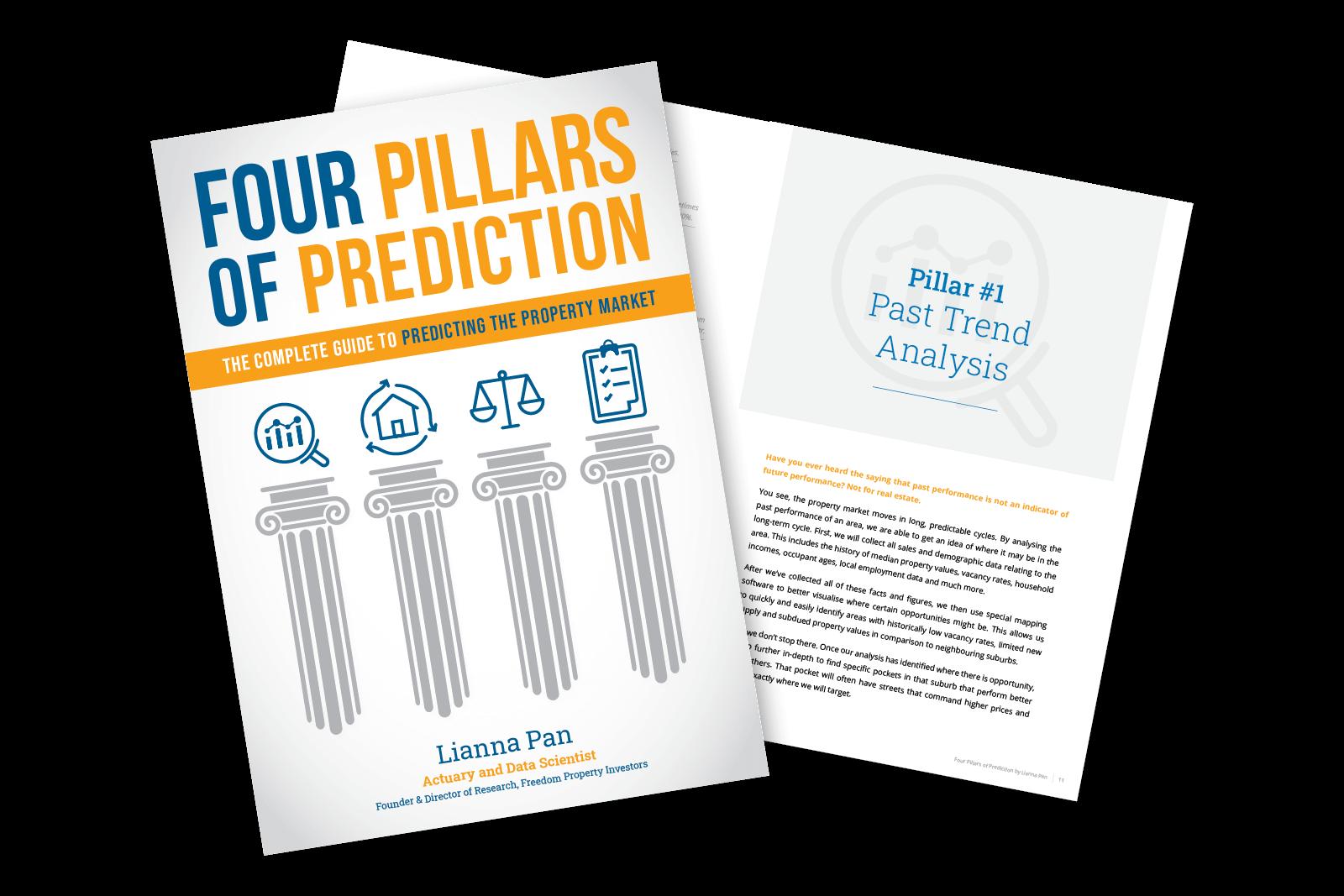 Four Pillars of Predicting Property Market